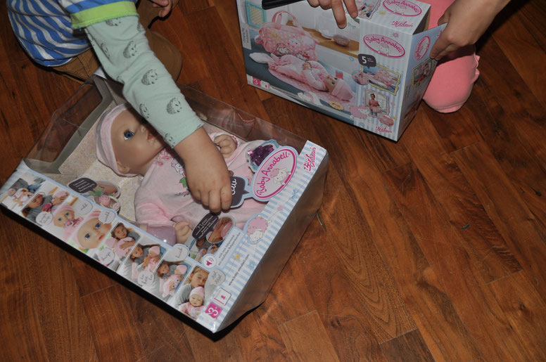 Zapf Creation -  Baby Annabell bei Family Travel Planner im Test