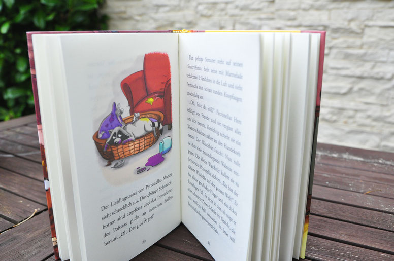 Kinderbuch: Petronella Glücksschuh – Tierfreundschaftsgeschichten
