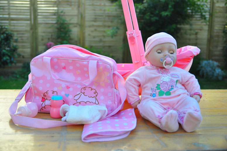 Zapf Creation -  Baby Annabell Reiseset