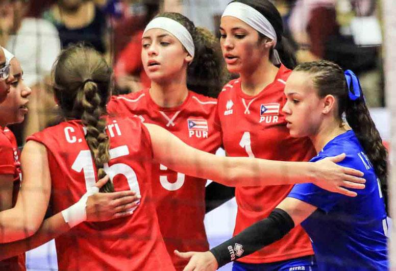 Puerto Rico abre con victoria ante Guatemala en la Copa Panamericana Sub 18 / Foto por Norceca