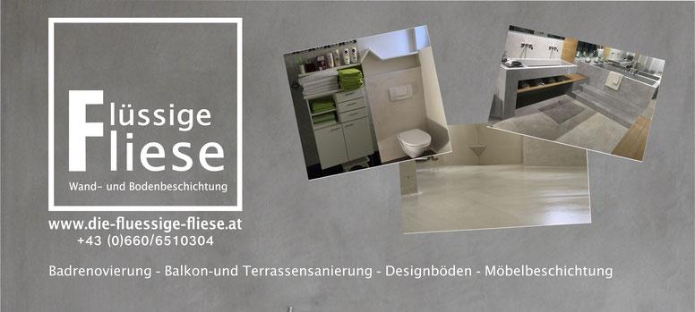 fugenlose wand u bodenbeschichtungen die fl ssige fliese und tapete. Black Bedroom Furniture Sets. Home Design Ideas