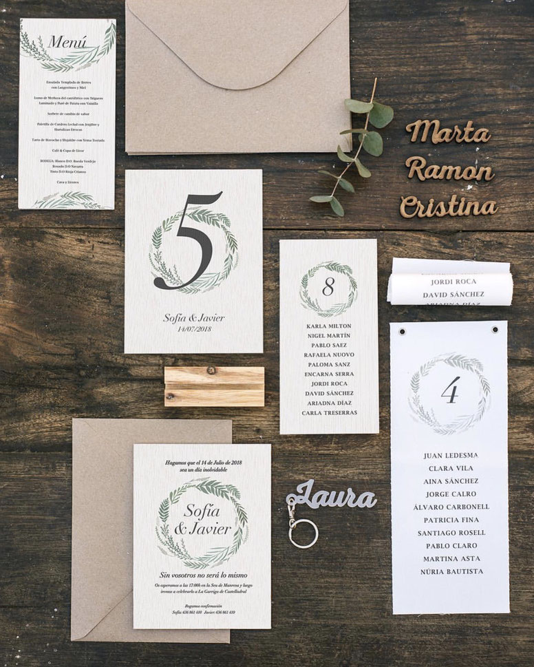 como empezar a organizar tu boda