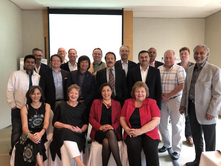 Expandeers Team Dubai 2019