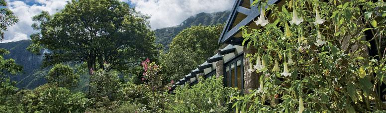 Hotels in Machu Picchu mit PERUline finden
