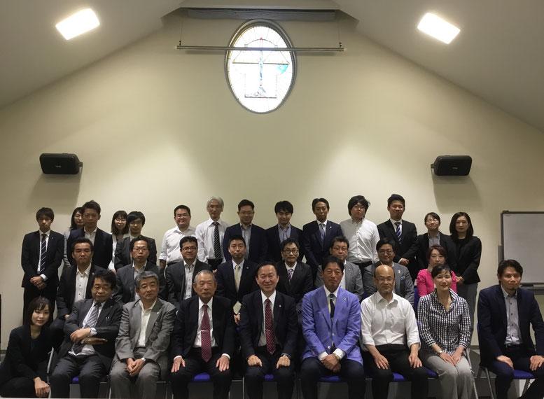 福岡県弁護士会北九州部会有志の方と意見交換会