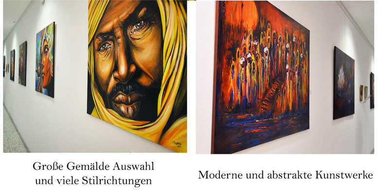 Moderne Kunst Malerei kaufen - Acrylbilder - Moderne Bilder