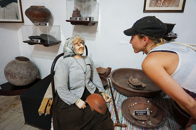 Centro Alfarero y Museo Etnográfico Cha Domitila, Teneriffa