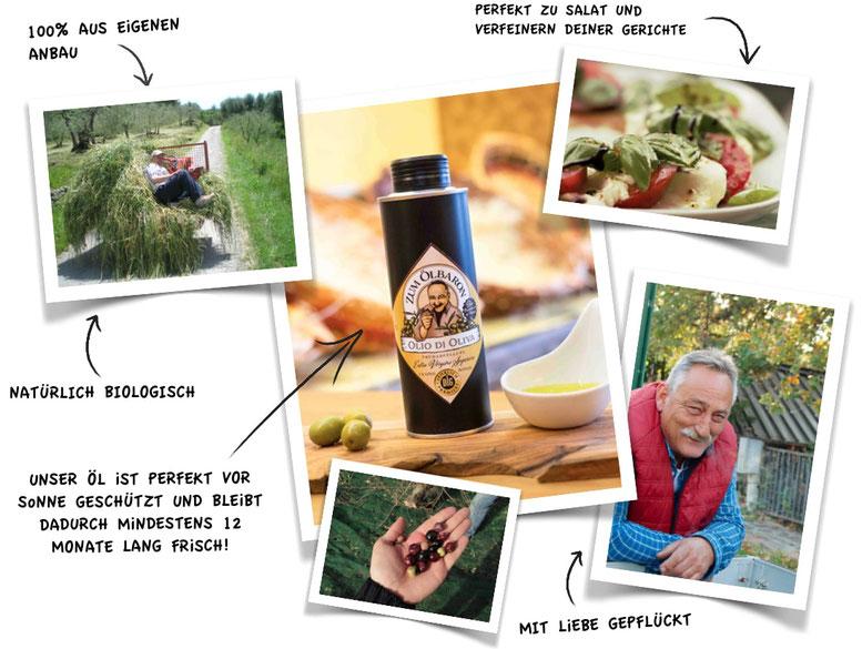 Goldener Preis für Olivenöl Biologisch
