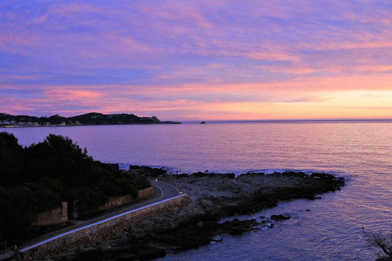 Sonnenaufgang in Cala Ratjada