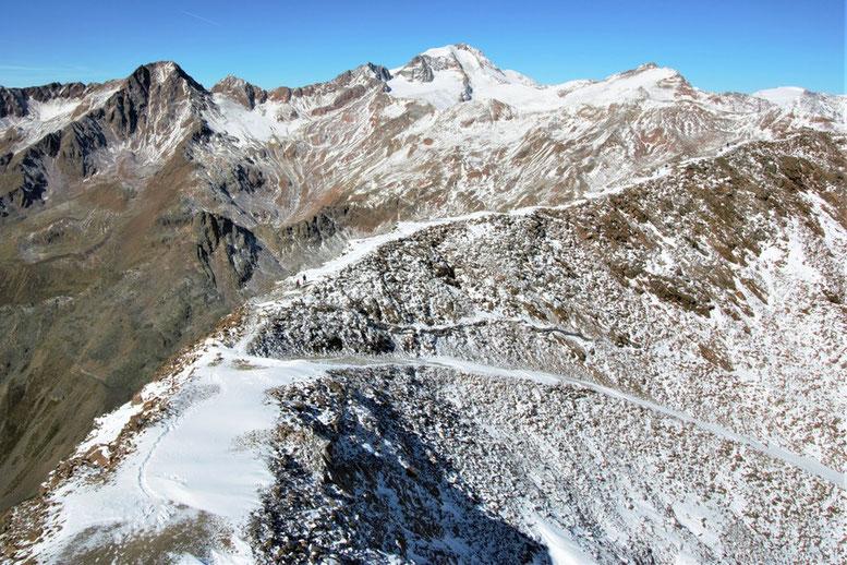 Schnalstaler Gletscher