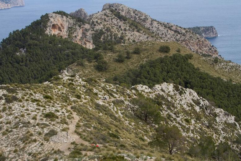 Wanderweg Talaia d'Alcudia