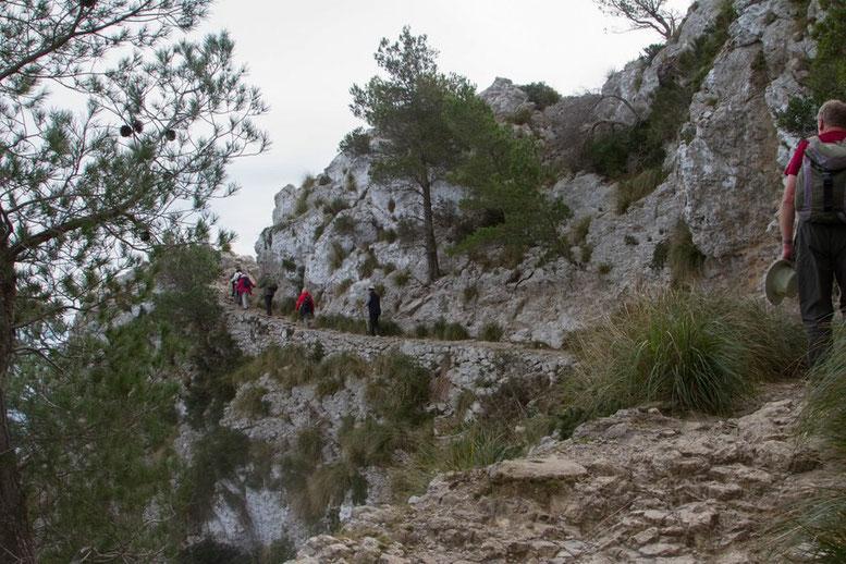 Gratwanderung Talaia d'Alcudia
