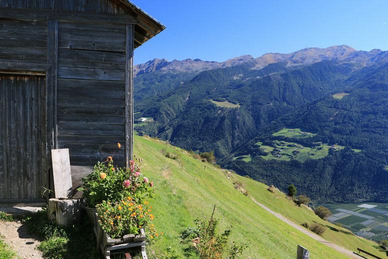 Dolomitenblick-Runde Vinschgau