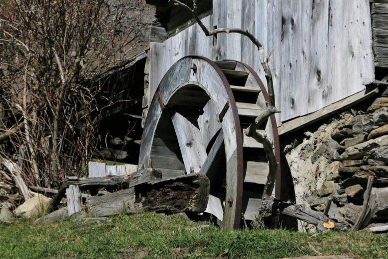 Alte Mühle bei Unser Frau in Schnals