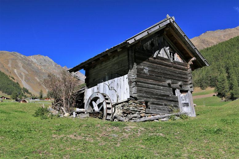 Südtirol, Vinschgau