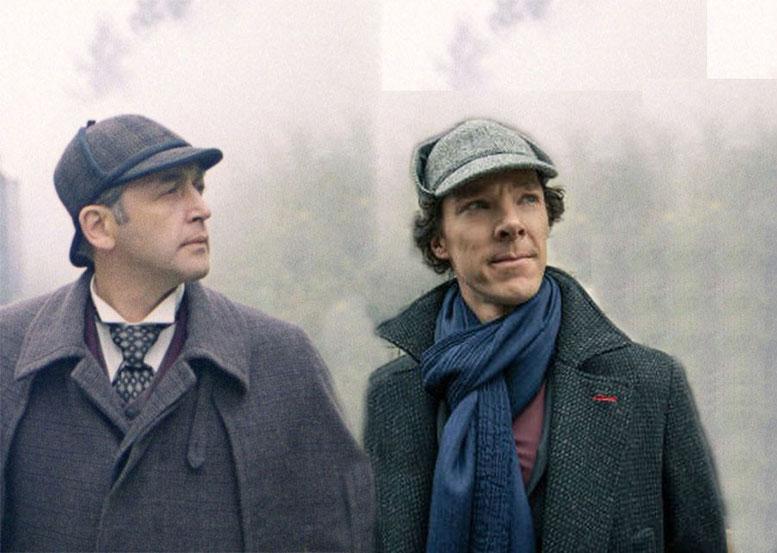 Если бы не иллюстратор Синди Пэджет, мы бы сегодня знали Шерлока Холмса не таким...