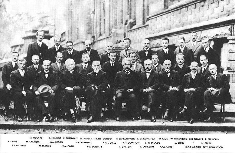 Congrès Solvay, 1927