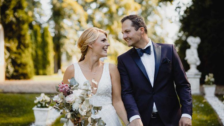 Hochzeit auf Schloss Wulkow