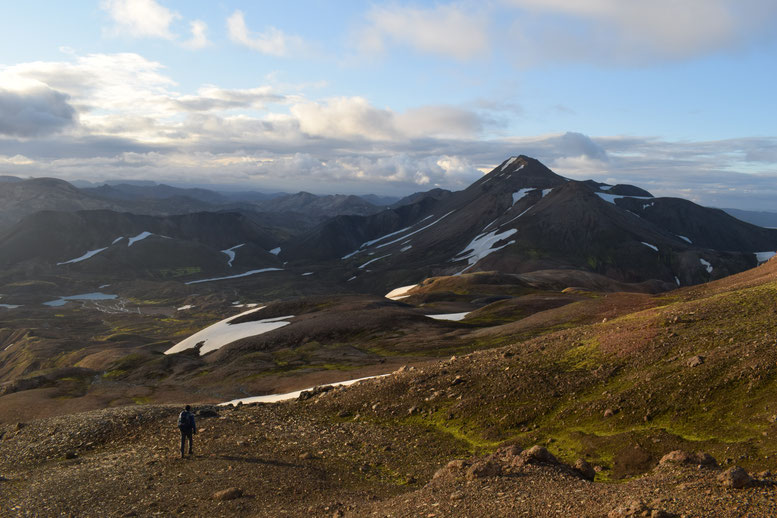 Hábarmur from Torfajökull