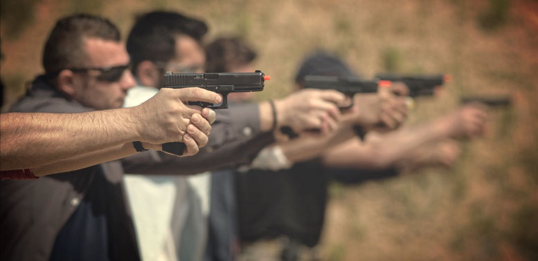 CORSO FDKM - FITCSP FIREARMS ISRAELI TACTICAL SHOOTING PISTOL