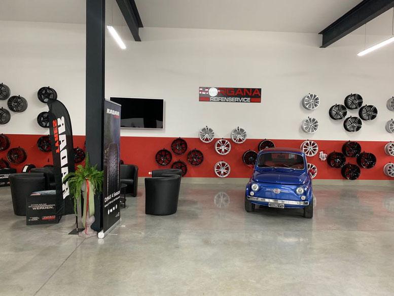 Reifenservice Morgana, Reifenhandel und KFZ Werkstatt Bönnigheim, Besigheim, Bietigheim, Brackenheim