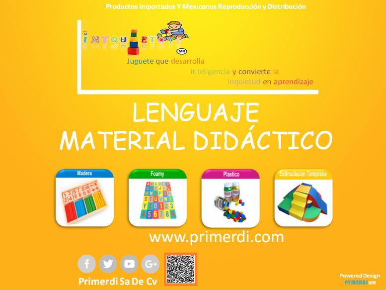 material didactico madera foamy plastico y de estimulacion  para el lenguaje