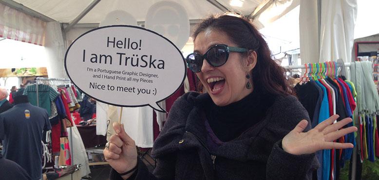 Eu sou a TrüSka