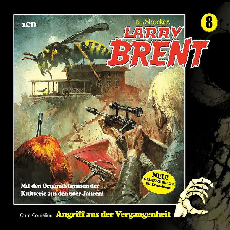 Larry Brent CD (gelber Punkt) 08