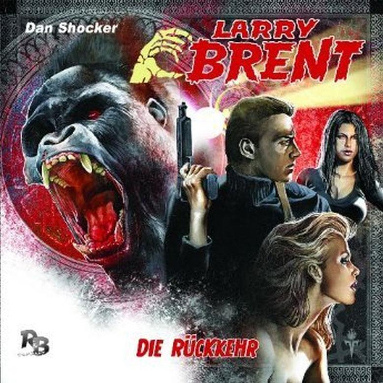 Larry Brent (Russel/Brandon) 1