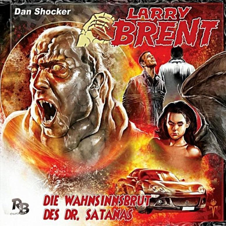 Larry Brent (Russel/Brandon) 3