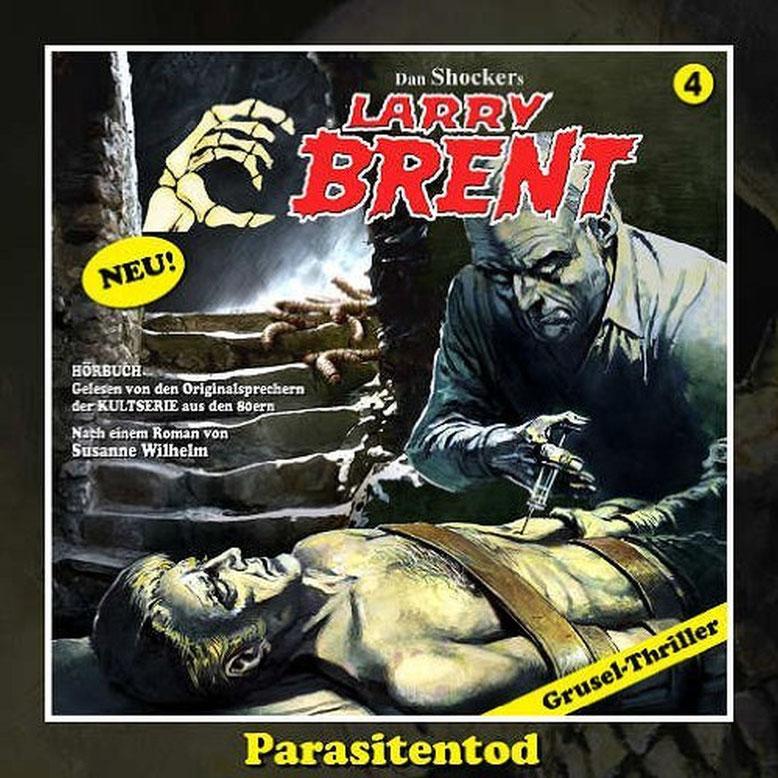 Larry Brent CD (gelber Punkt) 04