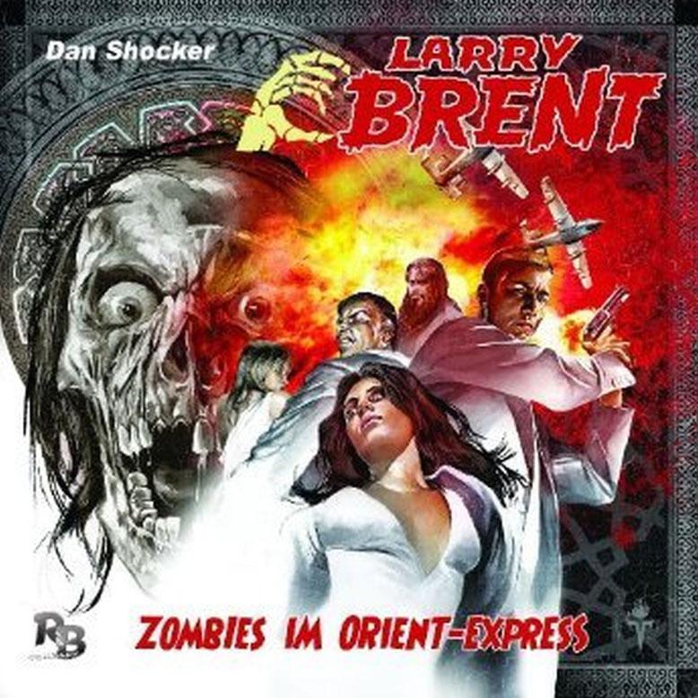Larry Brent (Russel/Brandon) 2