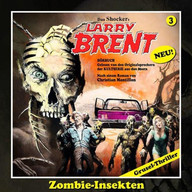Larry Brent CD (gelber Punkt) 03