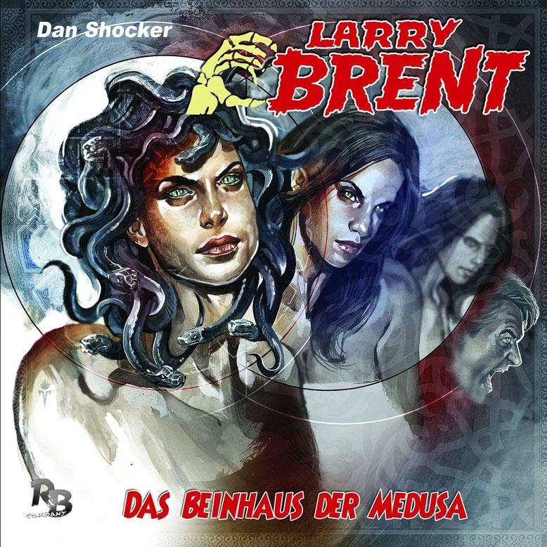 Larry Brent (Russel/Brandon) 20