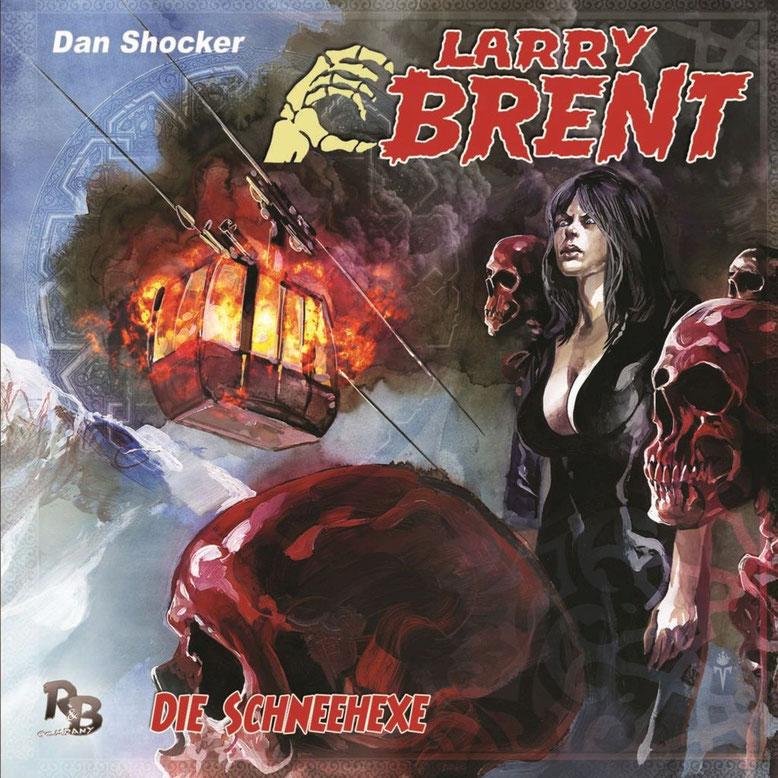 Larry Brent (Russel/Brandon) 35