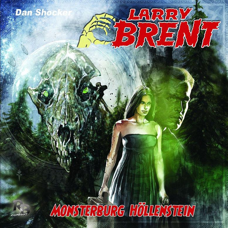 Larry Brent (Russel/Brandon) 19
