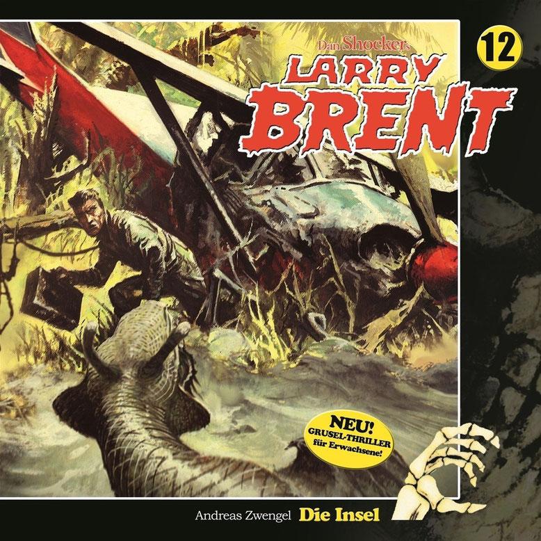 Larry Brent CD (gelber Punkt) 12