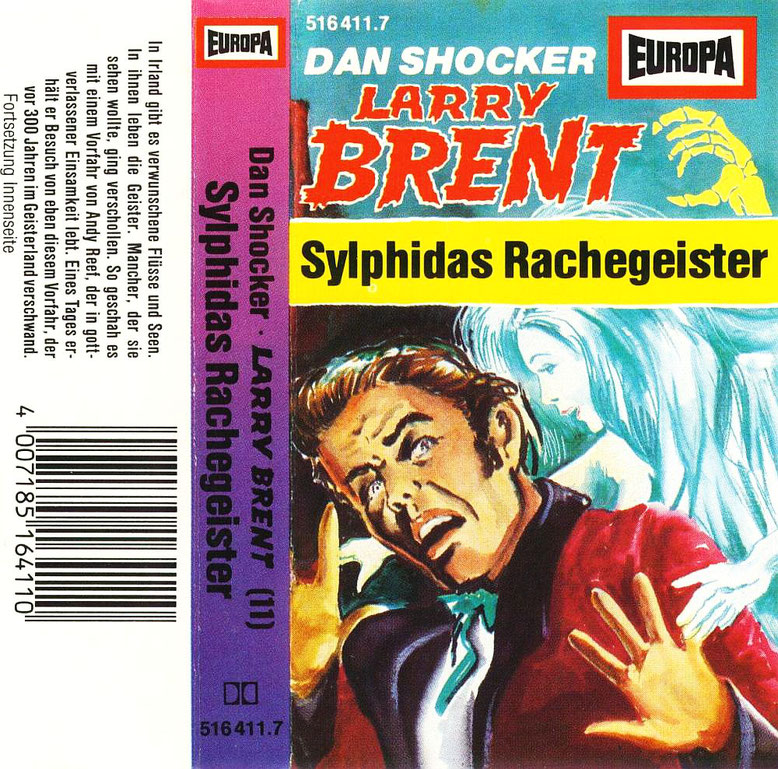 Larry Brent Cassette 11