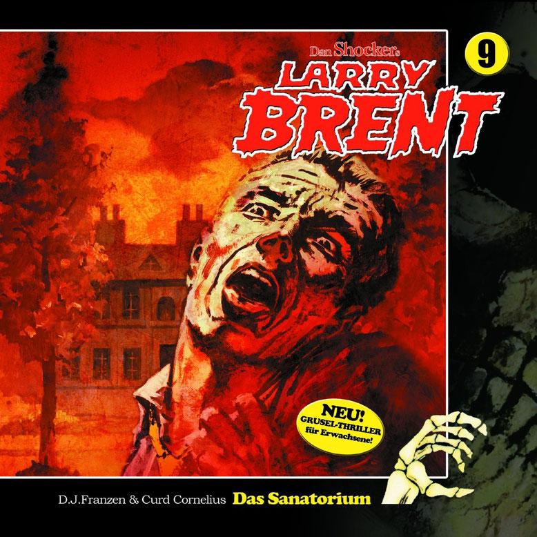 Larry Brent CD (gelber Punkt) 09