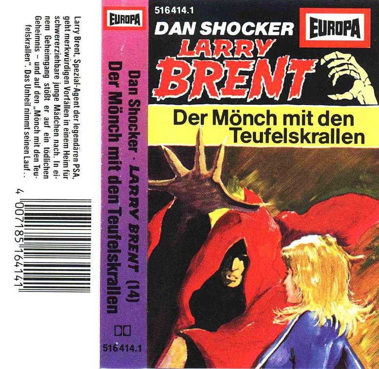 Larry Brent Cassette 14