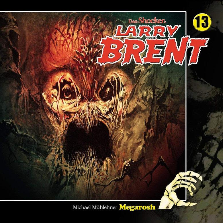 Larry Brent CD (gelber Punkt) 13