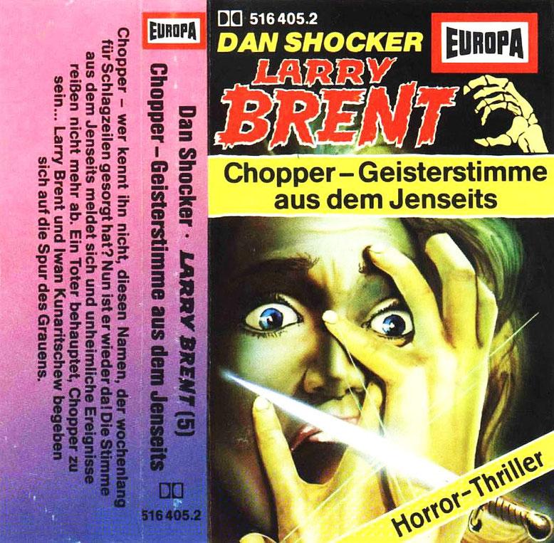 Larry Brent Cassette 5