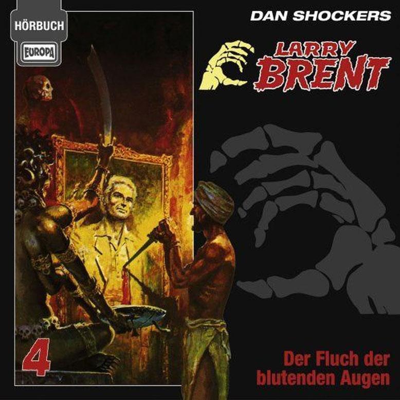 Larry Brent Hörbuch 4