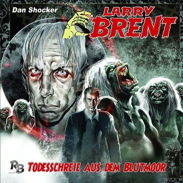 Larry Brent (Russel/Brandon) 8