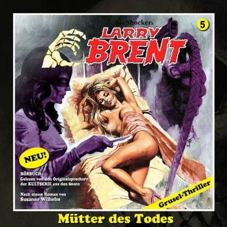 Larry Brent CD (gelber Punkt) 05