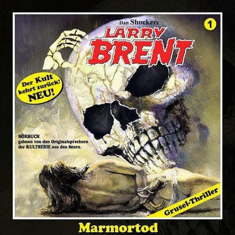 Larry Brent CD (gelber Punkt) 01
