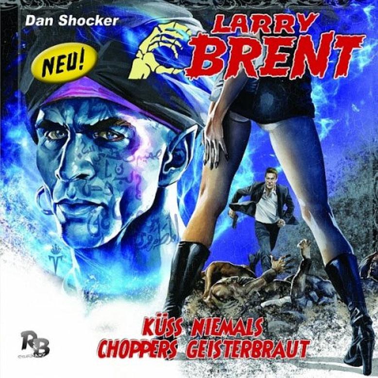 Larry Brent (Russel/Brandon) 5