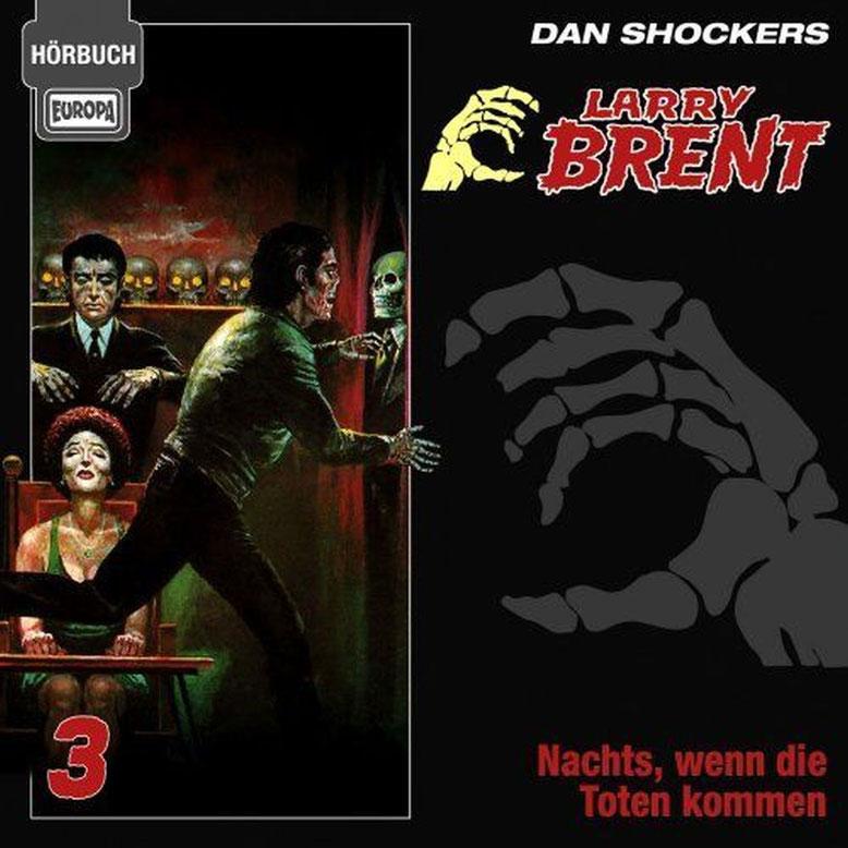 Larry Brent Hörbuch 3