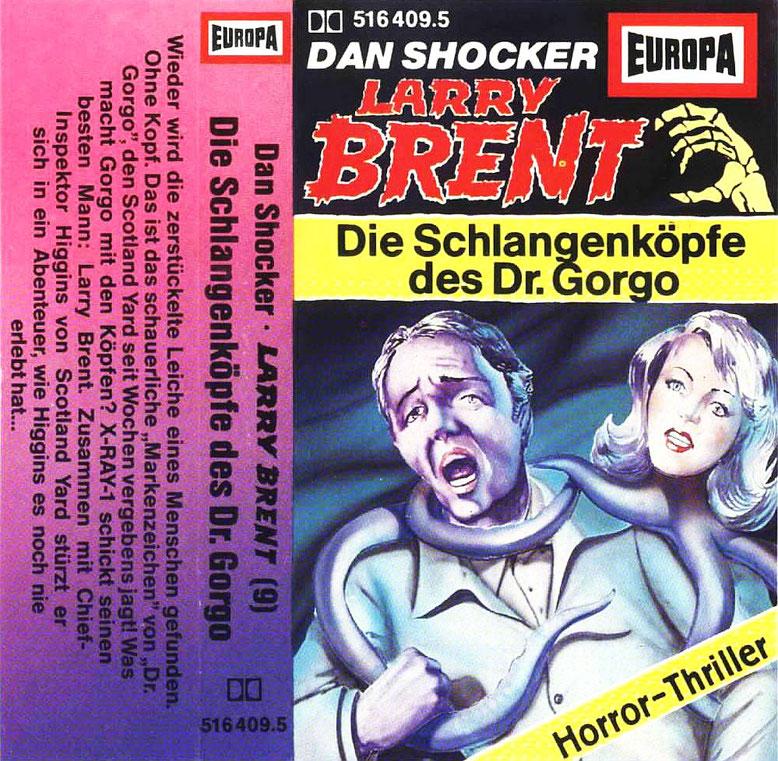 Larry Brent Cassette 9