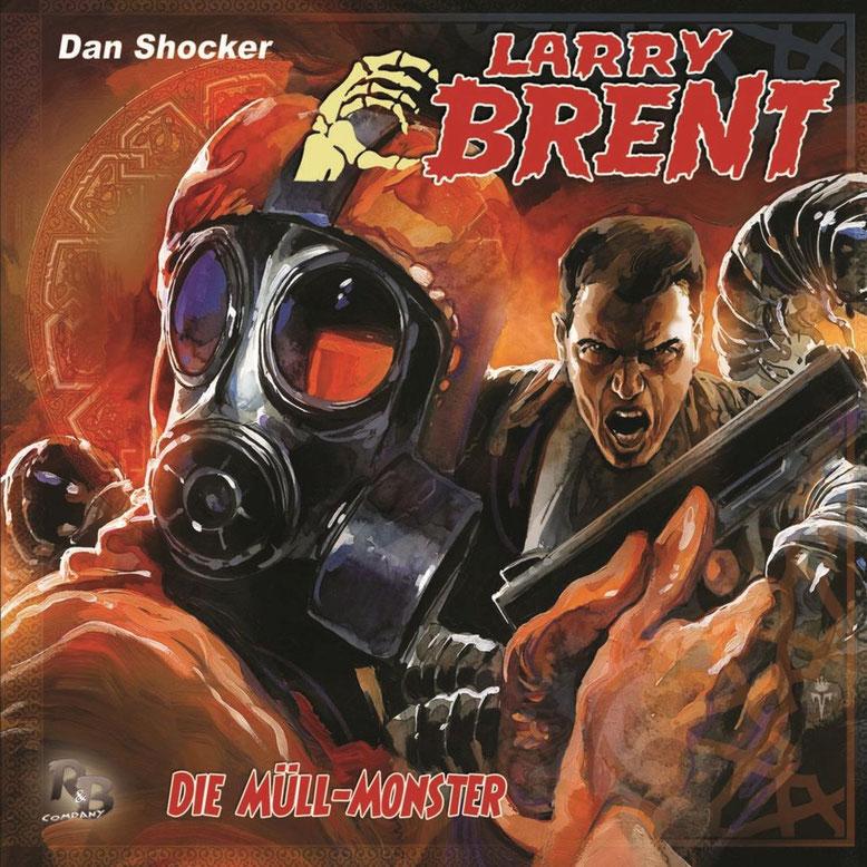 Larry Brent (Russel/Brandon) 31